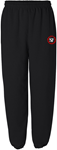 Adult Heavy Blend Elastic Cuff Sweatpants Adult Elastic Cuff Sweatpants