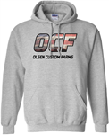 OCF Lightweight Flag Hoodie Hooded Sweatshirt
