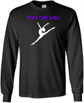 Adult & Youth Long Sleeve MY GIRL T-shirt VHG Adult & Youth Long Sleeve MY GIRL T-shirt VHG