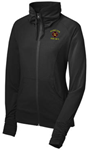 Ladies Full Zip Wick Jacket Ladies Sport Jacket