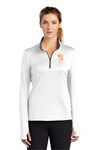 Nike Ladies Dri-FIT Stretch 1/2-Zip Cover-Up Nike Ladies Dri-FIT Stretch 1/2-Zip Cover-Up