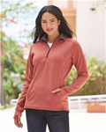 Transmed, Inc. Ladies Omega Stretch Quarter-Zip Pullover Transmed, Inc. Women's Omega Stretch Quarter-Zip Pullover