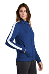 Transmed, Inc. Ladies Tricot Track Jacket Ladies Tricot Track Jacket